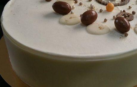 עוגת מוס שוקולד מיוחדת