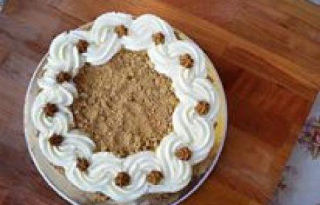 עוגת ריבת חלב