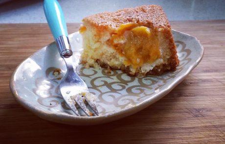 עוגת משמש של פעם