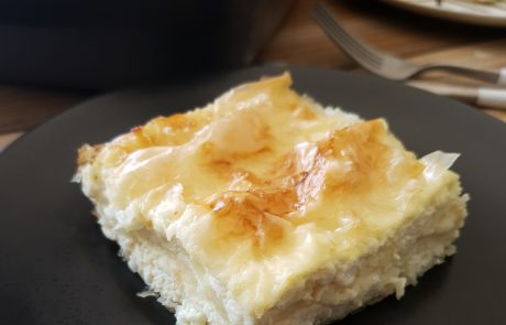 סו בוריק גבינה בגרסת פילו
