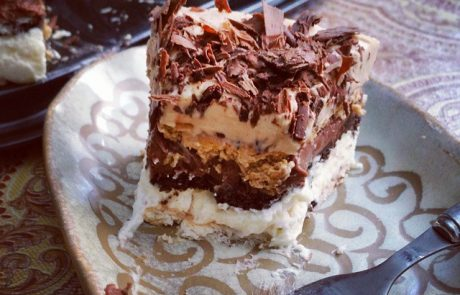 עוגת טריפל ביסקוויטים