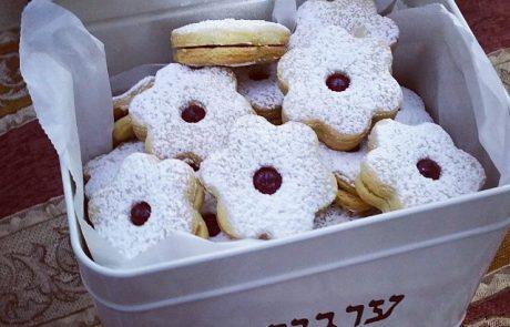 עוגיות ריבה ממכרות