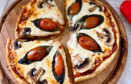 פיצה של פסח