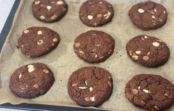 עוגיות קוקי שוקולד נוטלה