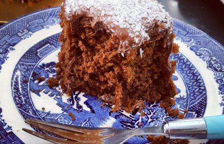 עוגה כושית של פעם