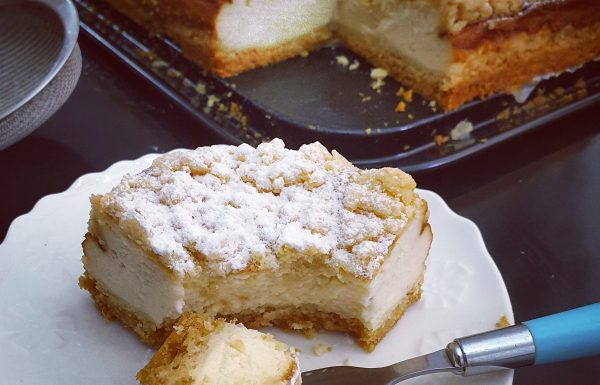 עוגת גבינה של פעם
