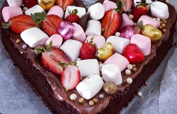 עוגת שוקולד פרווה הכי טעימה שיש