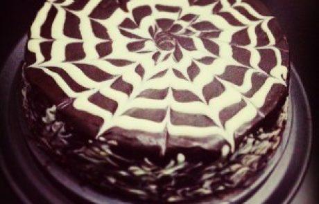 עוגת שוקולד חגיגית וקלה להכנה
