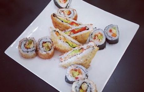 המדריך לסושי 1 -מאקי סושי
