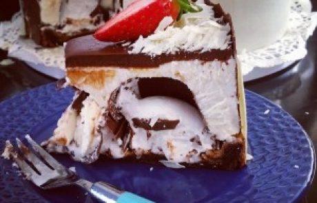 עוגת קרמבו עם קרמבו :-)